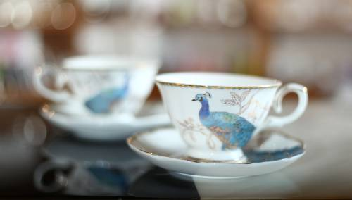 bone china vs porcelain
